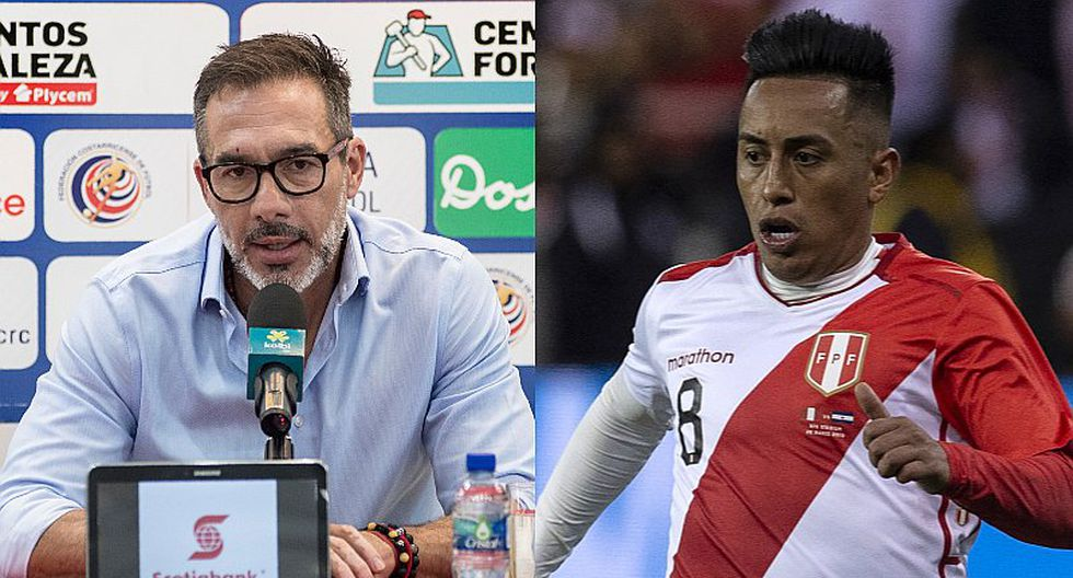 Perú vs. Costa Rica: Gustavo Matosas recuerda que Christian Cueva debutó bajo su mando