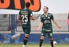 Universitario de Deportes vence a la U. San Martín por la fecha 4 de la Liga 1