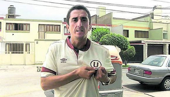 """Ex Universitario Martín Rodríguez también le pegó a Enzo Gutiérrez: """"Que vaya a vender churros"""""""