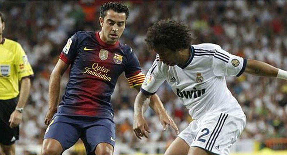 Xavi Hernández nombra a jugador del Real Madrid como su sucesor