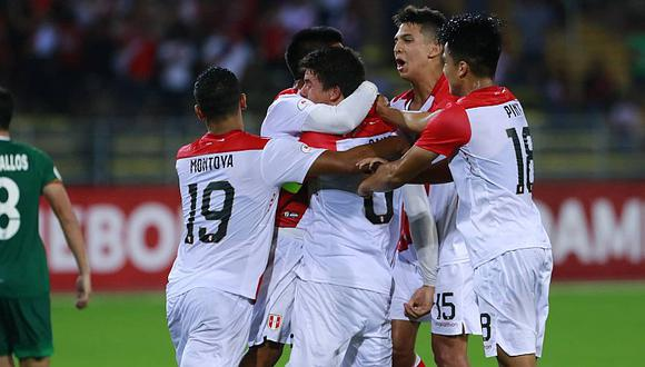 Conoce el fixture de Perú en el hexagonal final del Sudamericano Sub-17