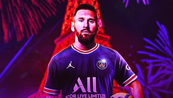 Lionel Messi será presentado en el PSG este miércoles 11 de agosto. (Foto: Sky Sports)