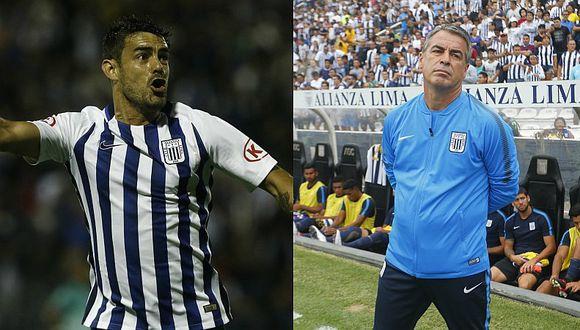 """Luis Aguiar sobre Bengoechea: """"Me hizo volver a sentirme jugador"""""""