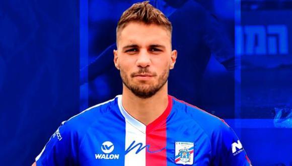 Felipe Rodríguez jugó la temporada 2019 en Alianza Lima. (Foto: Carlos A. Mannucci)