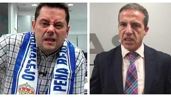 Periodistas españoles discuten en TV  tras derrota del Real Madrid ante el Sevilla [VIDEO]