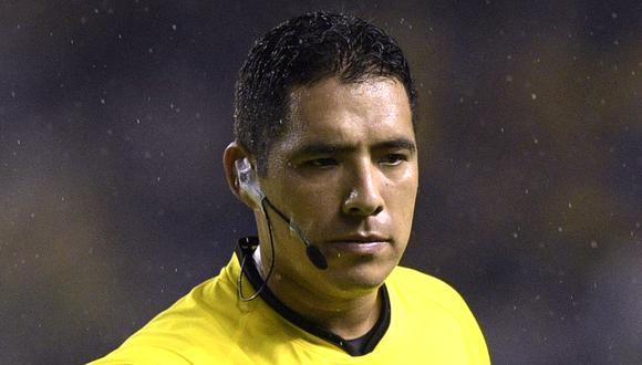 Diego Haro no estará a cargo del VAR en la final de la Copa Libertadores | FOTO: AFP