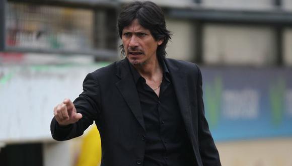 Luego de la derrota ante Cantolao, Ángel Comizzo criticó a Jorge Espejo.  (Foto: GEC)