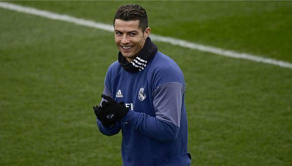 Real Madrid: Cristiano Ronaldo se recupera y será titular ante Napoli