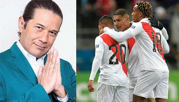 ¡Increíble! Reinaldo Dos Santos acertó en todo lo que vaticinó sobre el ganador del Perú vs. Chile | VIDEOS