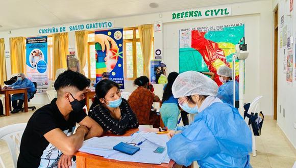 Las autoridades regionales exhortan a la población a no asistir a reuniones sociales para evitar más contagios. (Foto: Diresa Junín)