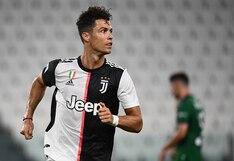 Mira el gol de Cristiano Ronaldo que le dio el empate a Juventus contra Atalanta | VIDEO