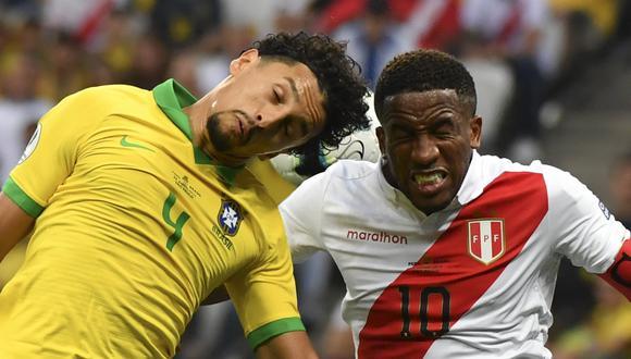 Paolo Guerrero no estará ante Brasil por suspensión y el DT de la selección peruana sumará a un nuevo convocado