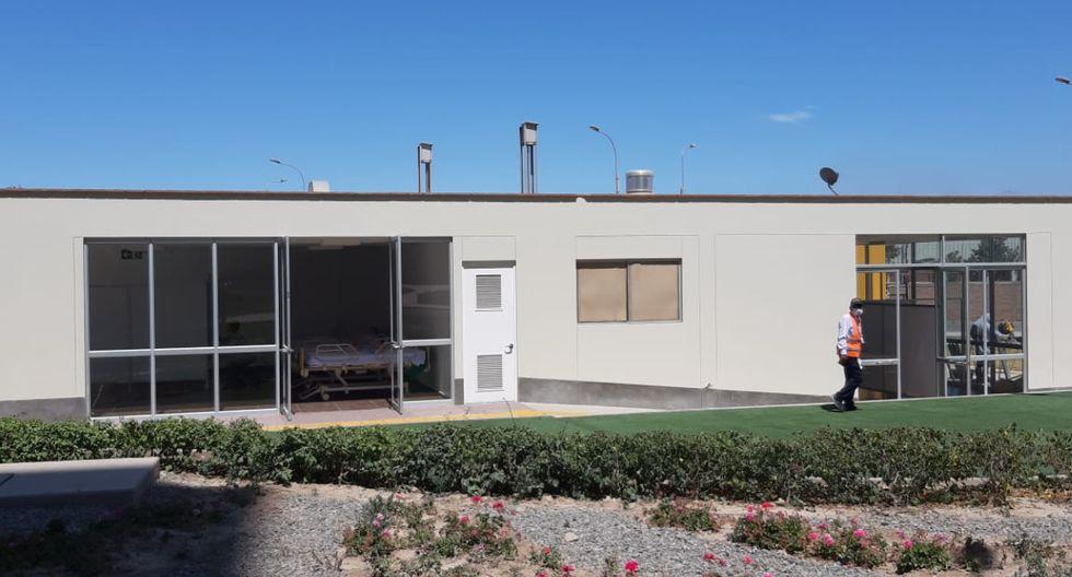 Así va la habilitación de la Villa Panamericana para pacientes de COVID-19  | Foto: Legado de Lima 2019