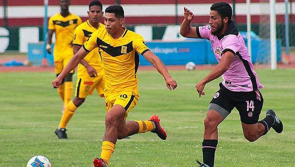 Gerson Barreto reapareció luego de cinco meses en Academia Cantolao