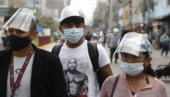 Esta semana el Gobierno declaró como bien público las mascarillas. (Foto: Jorge Cerdán/GEC)