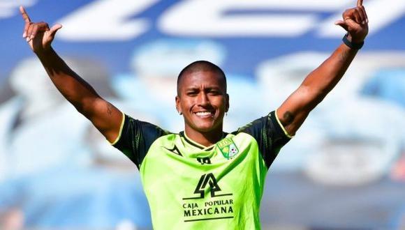 Pedro Aquino es jugador de León desde julio del 2018. (Foto: Club León)