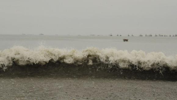 Dirección de Hidrografía y Navegación de la Marina de Guerra del Perú dio la alerta de tsunami en litoral peruano. (Foto: Gobierno Regional del Callao / Referencial)