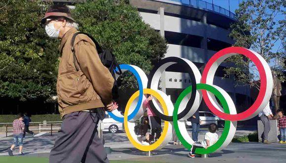El Comité Olímpico Internacional se rehusaba a suspender el evento por la pandemia de covid-19. (Foto: EFE)