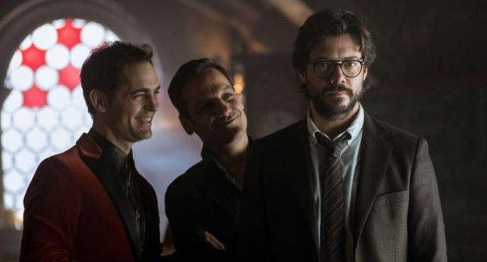 La casa de papel: Netflix confirmó la quinta temporada y un posible spin off. (Foto: Netflix)