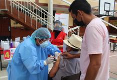 Lambayeque: Contraloría advierte presunta desaparición de 8 dosis de Pfizer durante vacunación de adultos mayores