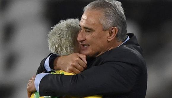 Tite reveló su deseo de enfrentar a selecciones europeas. (Foto: AFP)