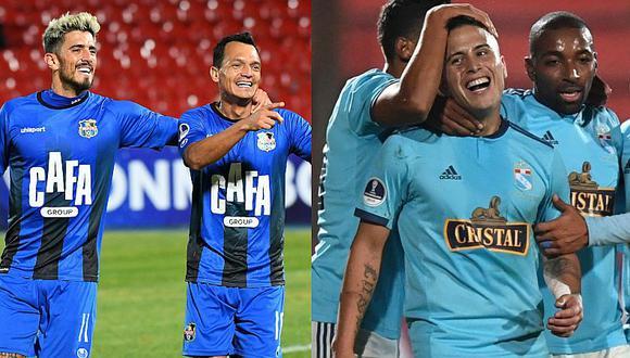 Sporting Cristal chocará contra Zulia de Venezuela en octavos de final de la Copa Sudamericana 2019