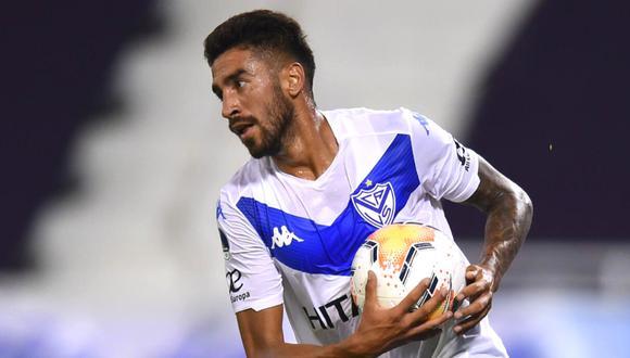 Jugador de Vélez Sarsfield pide perdón por escándalo (Foto: AFP)