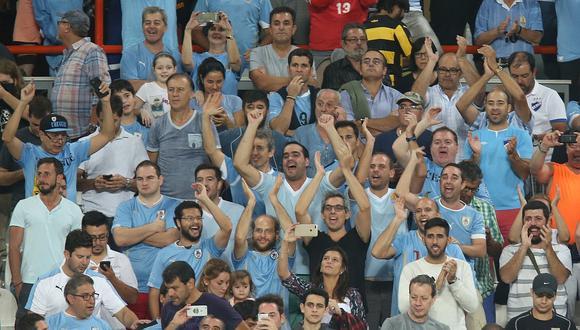 Perú - Uruguay   Así reaccionaron los hinchas charrúas al saber que su selección entrenará en Matute   FOTO