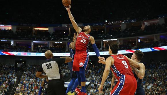 El campeonato 2019-2020 se reanudará el 30 de julio en Orlando. (Foto: AFP)