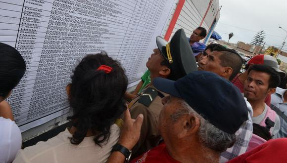 Las Elecciones Generales 2021 se desarrollarán el 11 de abril y la ONPE ya va dejando todo listo para que los ciudadanos cumplan con su deber