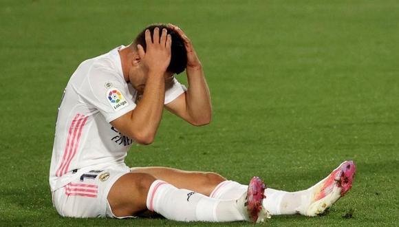 Luka Jovic llegó al Real Madrid en la temporada 2019/2020. (Foto: AFP)
