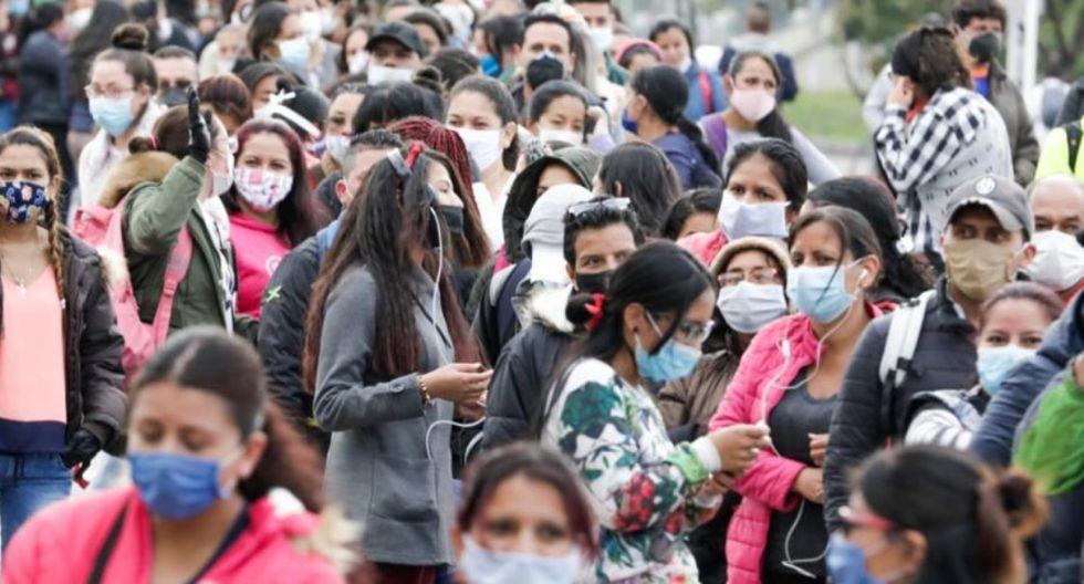 Bogotá sufre Coronavirus | Hoy 12 de abril: últimas noticias en Colombia