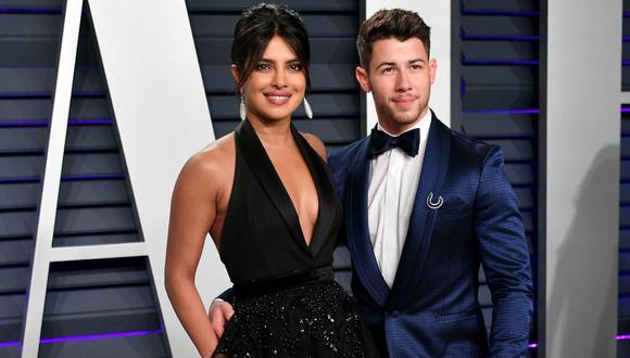 Oscar 2021: Nick Jonas y Priyanka Chopra serán los encargados de anunciar los nominados a los premios. (Foto: AFP)