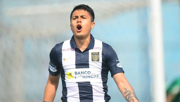 Jairo Concha marcó ante Melgar su cuarto gol con Alianza Lima. (Foto: Alianza Lima)