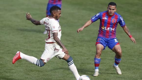 Universitario y Alianza Universidad jugaron por la Fase 2 (Foto: Liga 1)