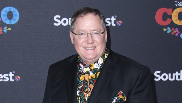 John Lasseter, fundador de Pixar, será el responsable creativo de Skydance Animation Madrid. (Foto: AFP)