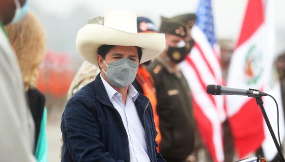 El Presidente envió mensaje esta mañana asegurando la agenda la pondrá el pueblo, Tacna y todos los pueblos del país. | Foto: Flickr Presidencia Perú