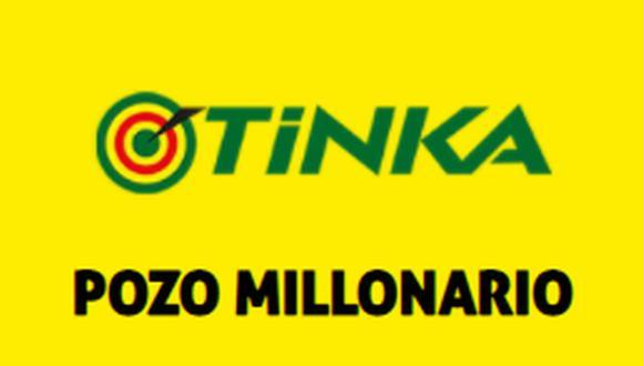El pozo millonario de la Tinka reventó la noche del domingo y un afortunado se llevó más de 3.7 millones de soles