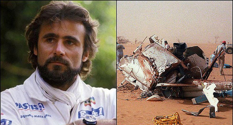 Dakar 2019: 33 años de la trágica muerte del creador del Rally