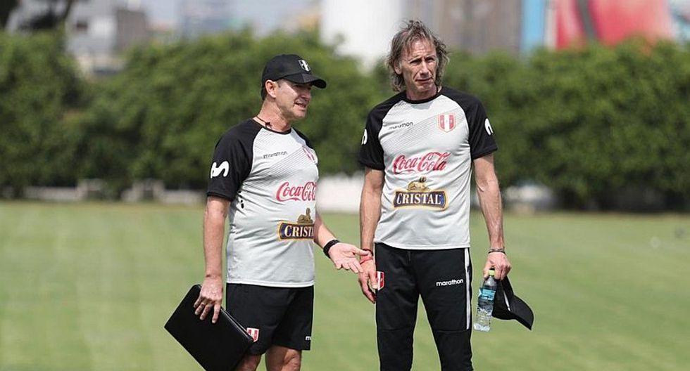 Selección peruana: Jugadores de Cristal y Melgar entrenaron en la Videna
