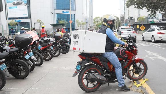 Policía Nacional informó que en las últimas semanas se reportaron más de 50 de motos robadas. (Foto: GEC)