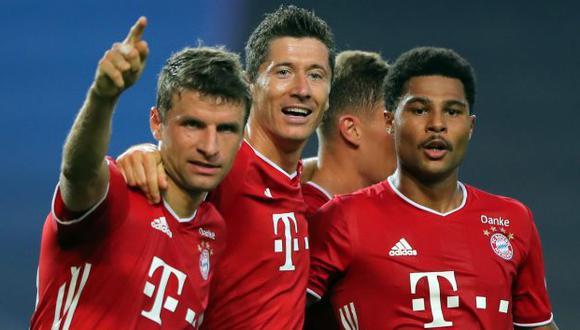 Bayern Múnich celebró su último título de Champions League el 2013. (Foto: AFP)
