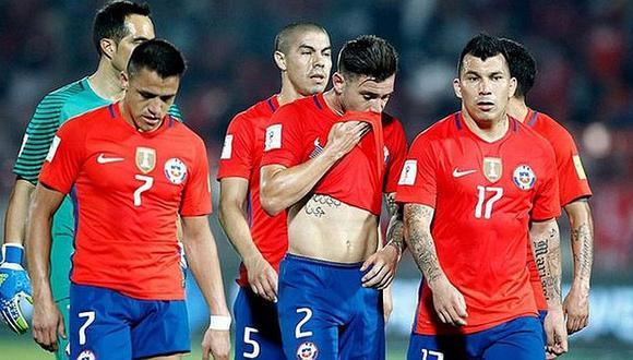 Brasil vs. Chile: Pizzi sufre dos bajas de último momento