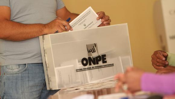 Cómo votar, Segunda vuelta - Elecciones 2021: requisitos, pasos para votar y prohibiciones este 6 de junio (Foto: Josué Ramos Champi/ GEC)