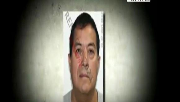 Leónidas Raúl Torres Salazar, quien atacó a su pareja realizando tres disparos, huyó de la escena y a la fecha su paradero es desconocido. (Captura América Noticias)