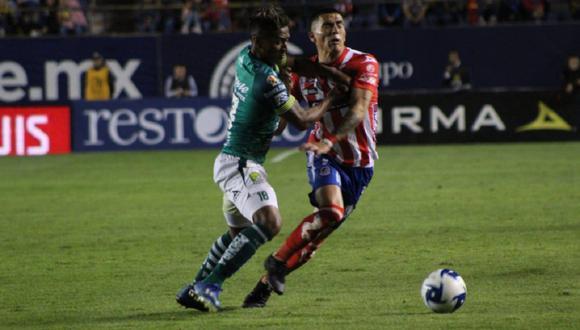 AHORA | León 1-3 San Luis EN VIVO vía ESPN por el Clausura 2020 de la Liga MX Foto: Twitter DeportivistaMX