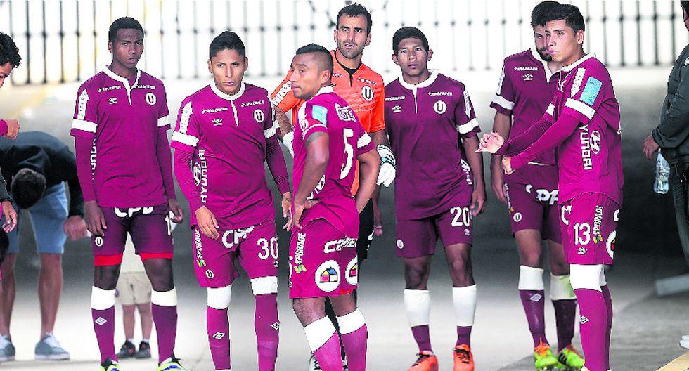 Universitario de Deportes: Jugadores exigen renovación de Antonio Gonzales
