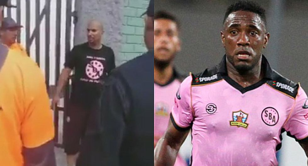 Barristas de Sport Boys ingresaron a camerinos en el entretiempo [VIDEO]