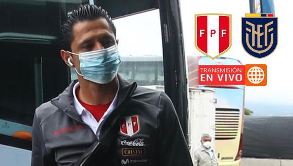 Perú vs. Ecuador EN VIVO ONLINE   sigue el partido por fecha 8 de las Eliminatorias Qatar 2022 en el Estadio Rodrigo Paz Delgado