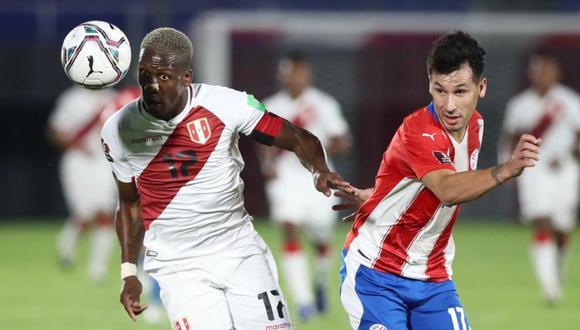 Con Doblete De Andre Carrillo Peru Igualo 2 2 Con Paraguay En Asuncion Video Futbol Peruano El Bocon